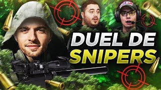 DUEL DE SNIPERS ! 👁️ (Ghost Recon Breakpoint ft. Locklear, Doigby)
