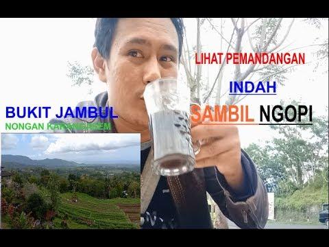 Menikmati Keindahan Tempat Wisata Bukit Jambul Karangasem Bali Sambil Ngopi