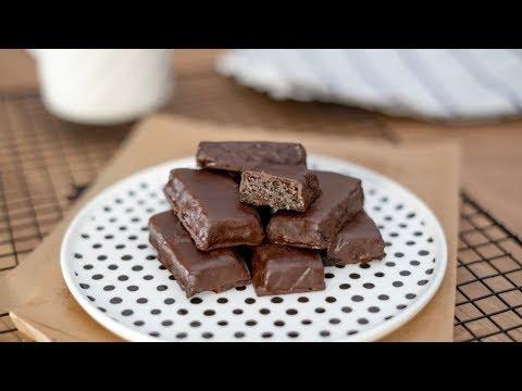 Fit Domowe Czekoladowe Michałki || Proteinowe Słodycze Bez Cukru