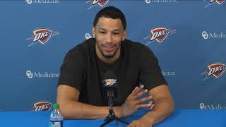 Thunder Exit Interviews: Andre Roberson