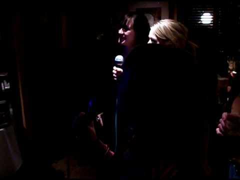 barnes sheen karaoke girls sing 500 miles
