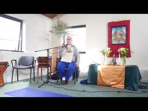 Basics of Meditation. Dublin 2/2018