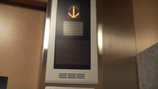 小牧市南部コミュニティセンターのエレベーター
