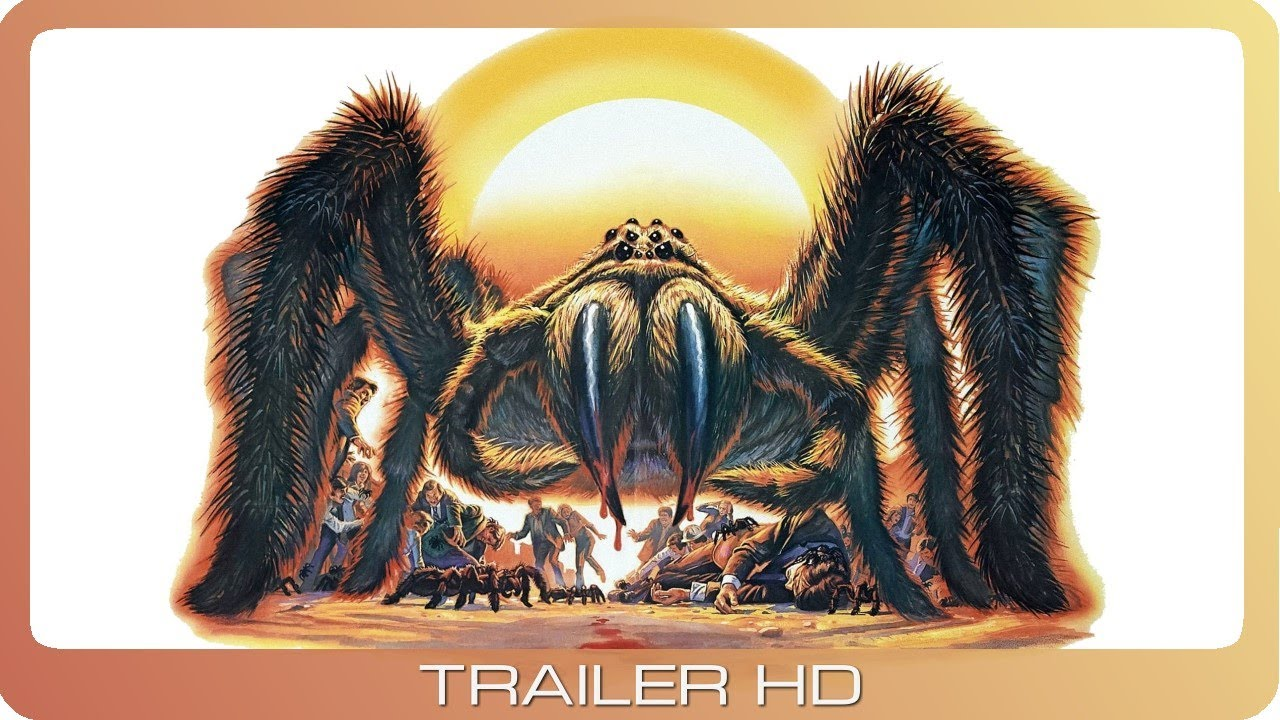 Kingdom Of The Spiders ≣ 1977 ≣ Trailer