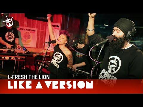 L-FRESH The LION - Survive (live on triple j)