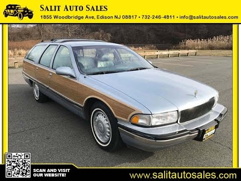 salit auto sales 1996 buick roadmaster limited wagon in. Black Bedroom Furniture Sets. Home Design Ideas