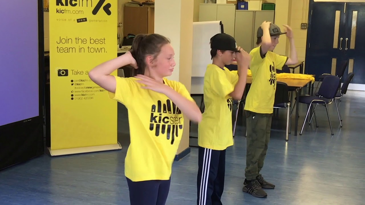 Kicsters - Your Digital Pop-Up Youth Club