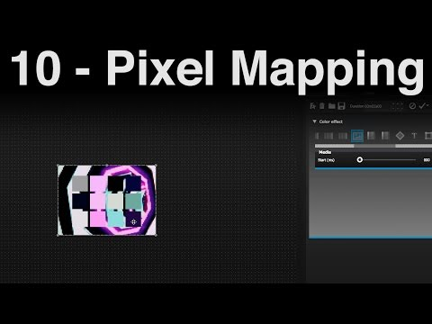 Custom Pixel Mapping | ADJ MyDMX 2.0 [Tutorial 10]