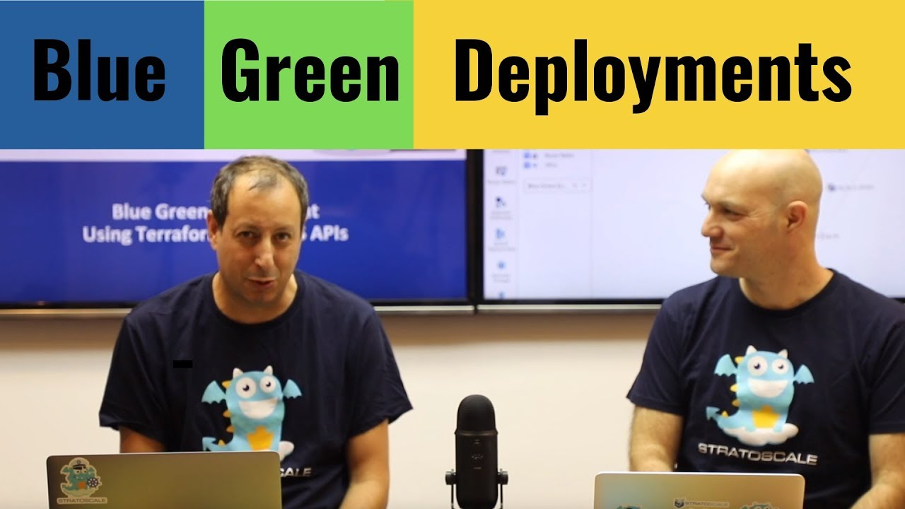 Blue Green Deployment using Terraform and AWS APIs