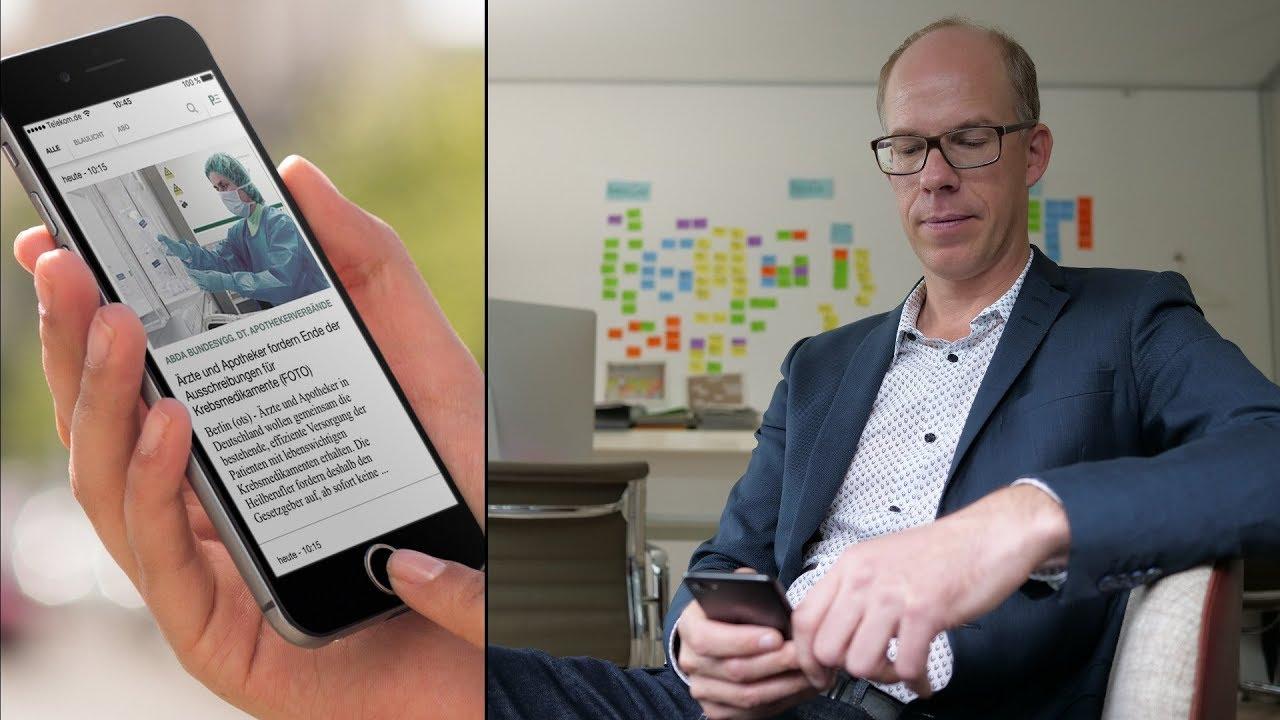 Frank Stadthoewer von News Aktuell: Hat die Pressemitteilung Zukunft?