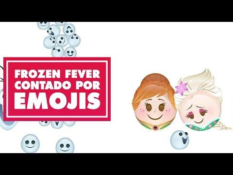 Frozen Fever contada por emojis| Oh My Disney