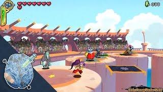 Shantae: Half-Genie Hero - Part 6: Magic Carpet Kamui