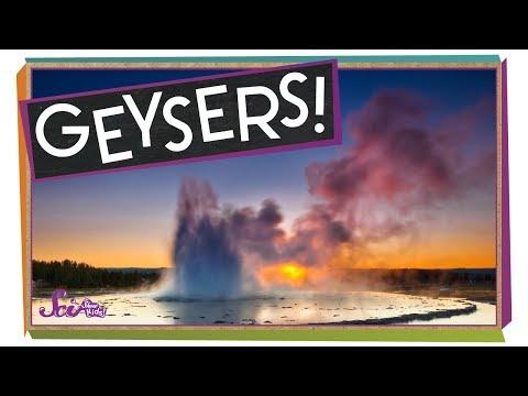 Geysers: When Water Erupts!