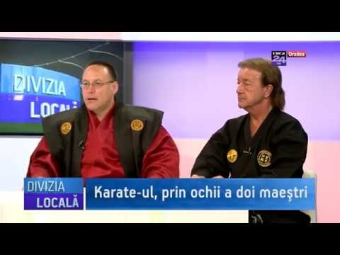 Interview - Shihan Ionel Bara and O-Sensei Alexey Kunin at DIGI 24