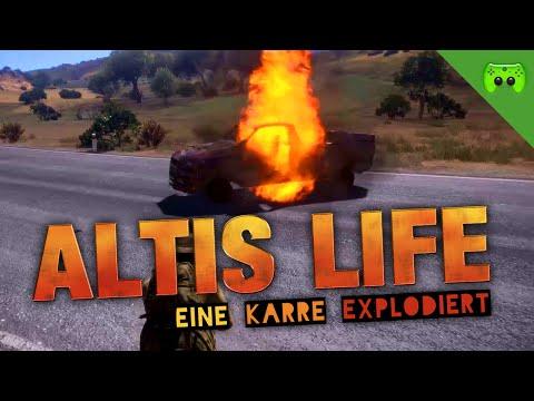 EINE KARRE EXPLODIERT 🎮 Arma 3: Altis Life S2 #3