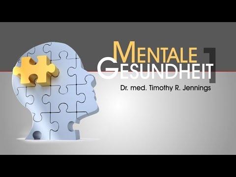 Mentale Gesundheit (eng/ger) - Dr. med. Timothy Jennings