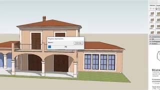 Esportare un progetto SketchUp per OneRay-RT