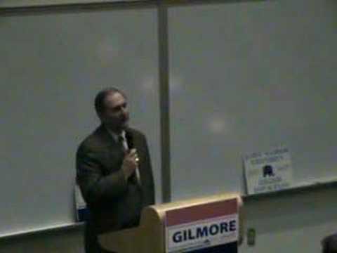 Jim Gilmore at JMU