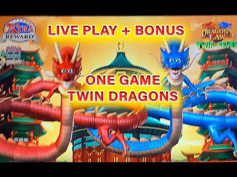 New Dragon S Law Twin Fever Slot Live Play Nice