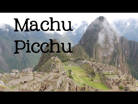 Guide to Machu Picchu for Children: Lost City of the Inca for Kids - FreeSchool