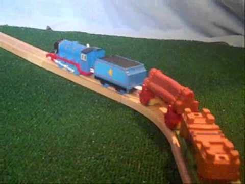 thomas wooden railway gordon takes a tumble 1