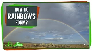 Repeat youtube video How Do Rainbows Form?