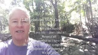 The 12 Revelations from God for Today