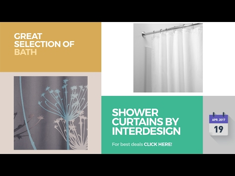 Shower Curtains By Interdesign Great Selection Of Bath Products