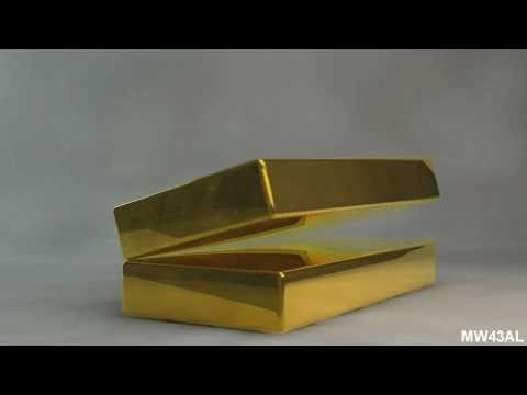 Cinema 4D GOLD (material)