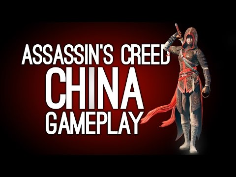 Assassin's Creed China Gameplay - Assassin's Creed Chronicles on Xbox One