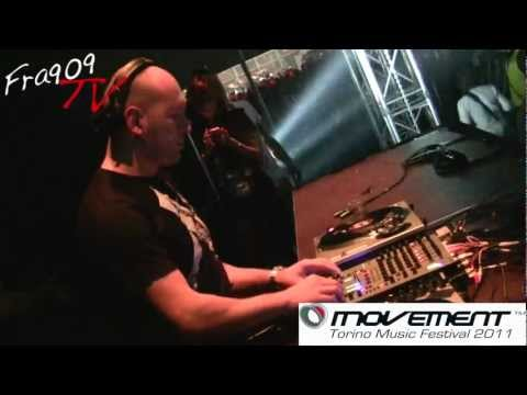 FRA909 Tv - MARCO CAROLA @ PLASTIKMAN LIVE 1.5 TOUR MOVEMENT TORINO