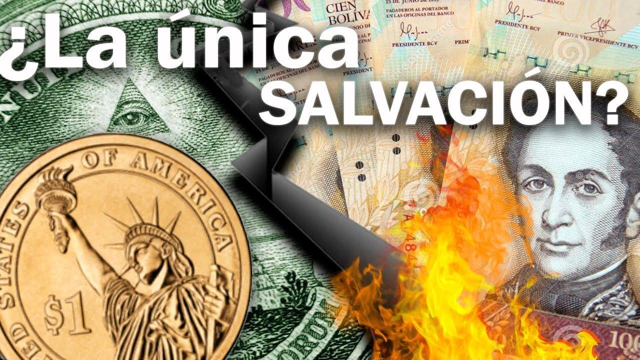 Hiperinflación en Venezuela : ¿Debería dolarizarse para siempre?