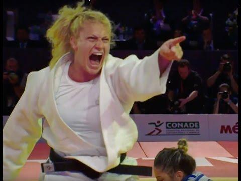 Clash of Titans AGUIAR (BRA) vs HARRISON (USA) Judo Masters 2016 Mexico