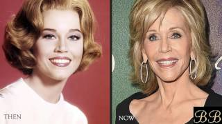 HOLLYWOOD STAR OF 80S THEN & NOW