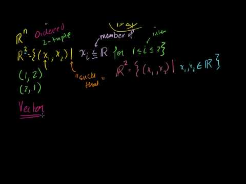 linear-algebra:-introduction-to-vectors