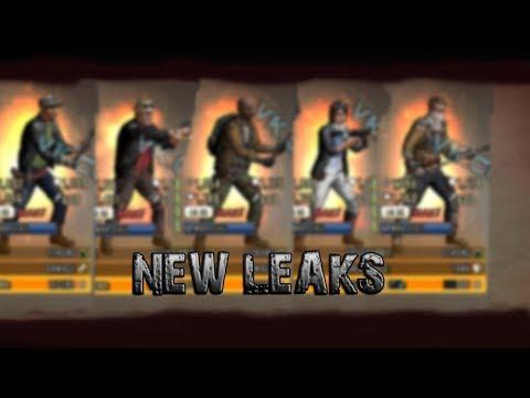 NEW LEAKS!!! - The Walking Dead : Road to Survival