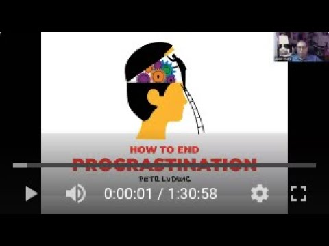 How to End Procrastination with Author Petr Ludwig