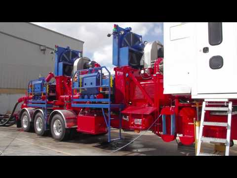U.S. Well Services - Clean Fleet® Technology