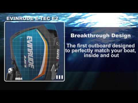 Evinrude E-Tec G2 | Caloundra Marine Australia's best Quintrex pricing