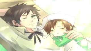 Hetalia: Like Romeo and Juliet