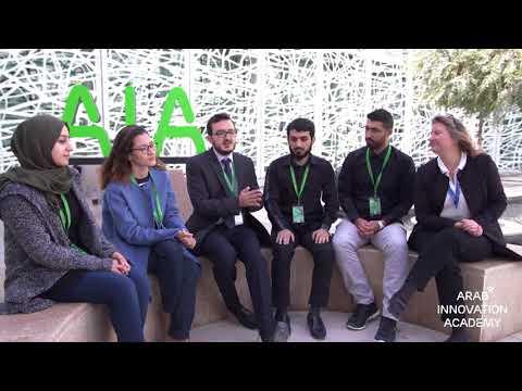 PenCam at Arab innovation academy