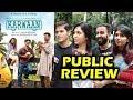 Karwaan PUBLIC Review | Karwaan Movie REVIEW | Mixed Reaction From Audience