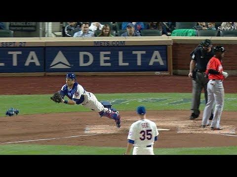 MLB Athletic Catcher Plays ᴴᴰ