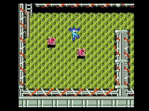 Mega Man 3 Magnet Man ロックマン3 マギネットマン