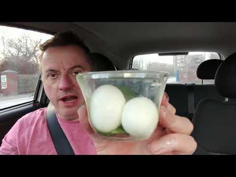 pointless Warnings on Food #1 Boiled EGGS