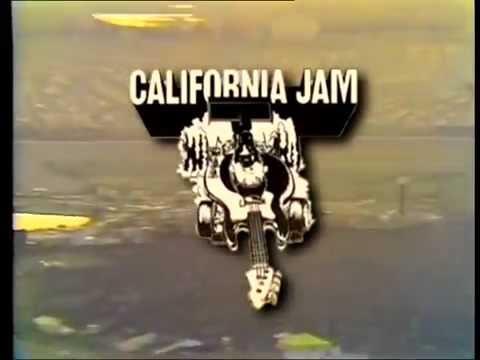 Deep Purple # Live At California Jam # 1974 # Full Video Concert