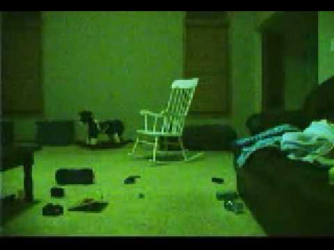 Snimili duha u sobi
