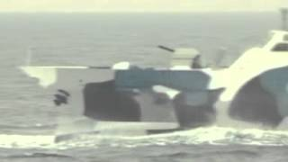 China shows off nuclear submarines