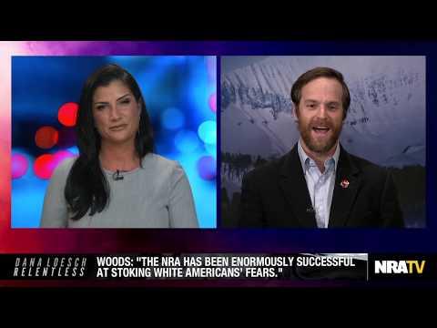 Elliot Woods Won't Condemn Antifa's Violence