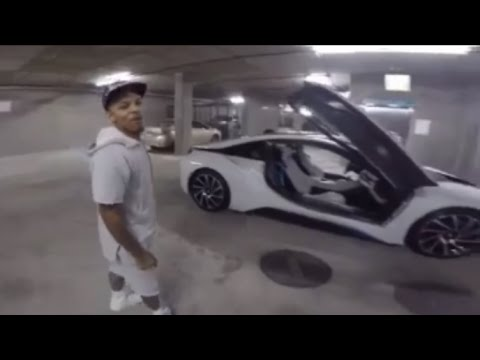 Bow Wow Sells His 135k Bmw I8 His Fiance Erica Mena Brought As A